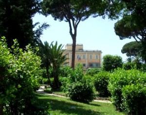 Roma Villa Celimontana