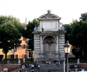 Roma piazze