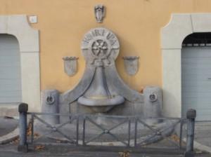 Fontanella Romana di Pietro Lombardi